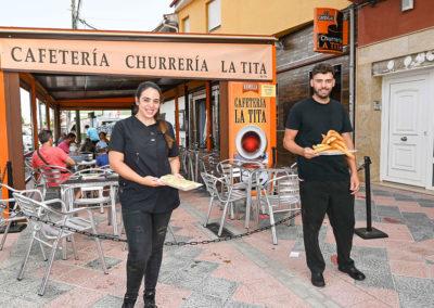 Cafetería churreria La Tita