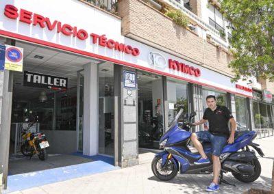 Nevada motos