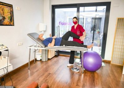 Fisionat, Osteopatía y Fisioterapia
