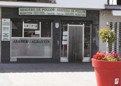 Asadero Pollos Albaycin