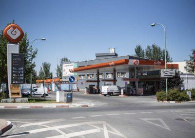 Estación de servicio Shell Armilla