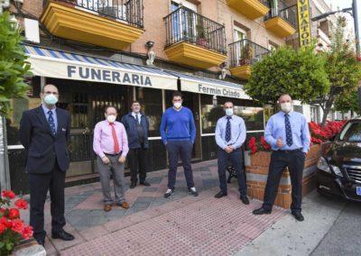 Funeraría Armilla Fermín