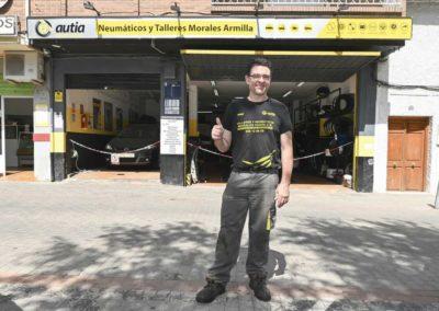 Neumáticos y talleres Morales Armilla