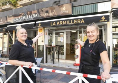 Cafetería La Armillera
