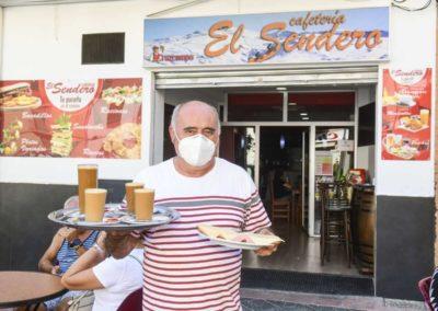 Cafetería El Sendero