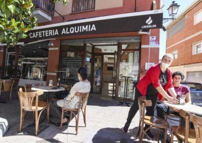 Cafetería Alquimia