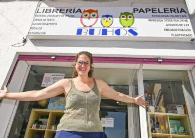 Librería Papelería Buhos