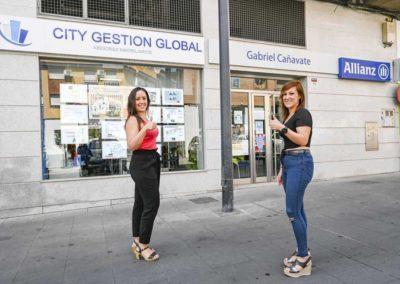 Allianz Seguros Cañavate city gestión global