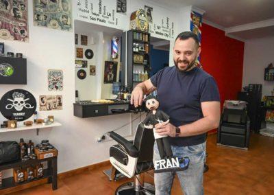 Peluquería de caballeros barbería Quality Callejas