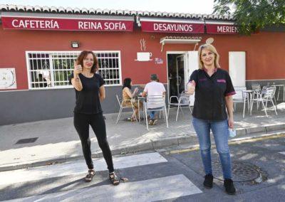Cafetería Reina Sofía