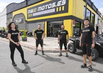 Maxi Motos Armilla