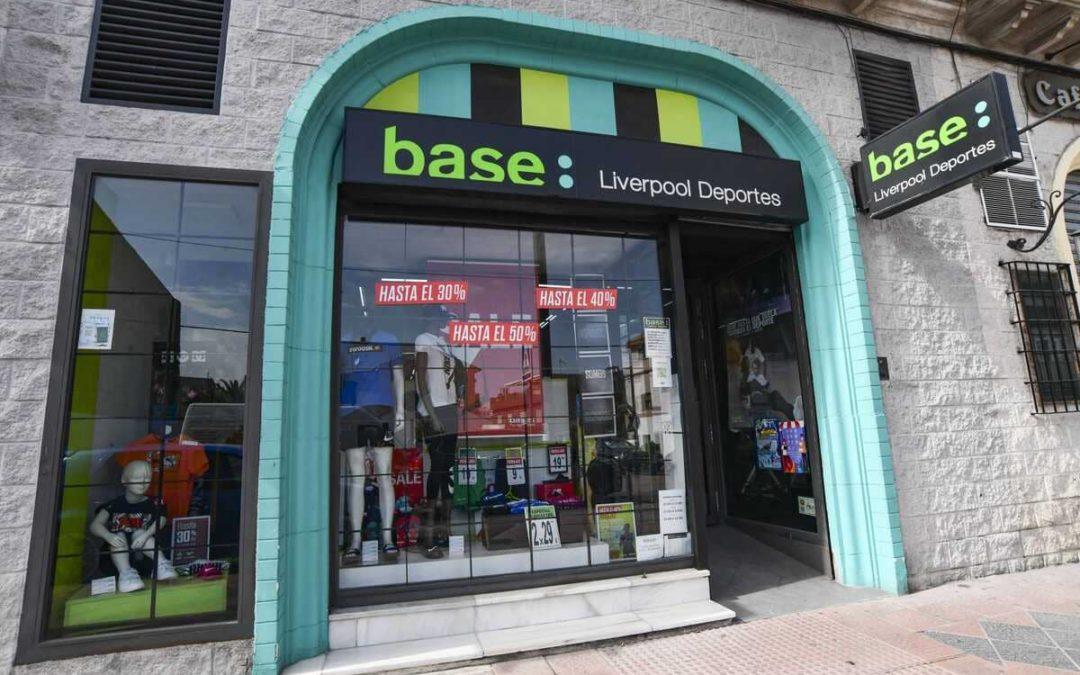 Deportes Base Liverpool