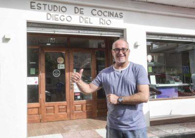 Estudio de Cocinas Diego del Río
