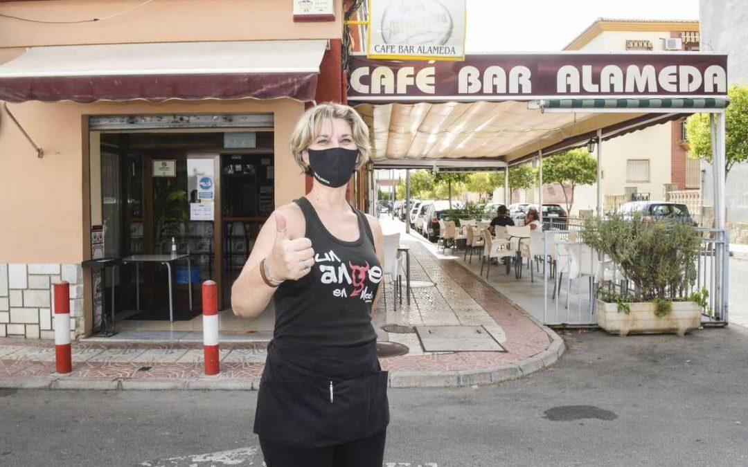 Café Bar Alameda