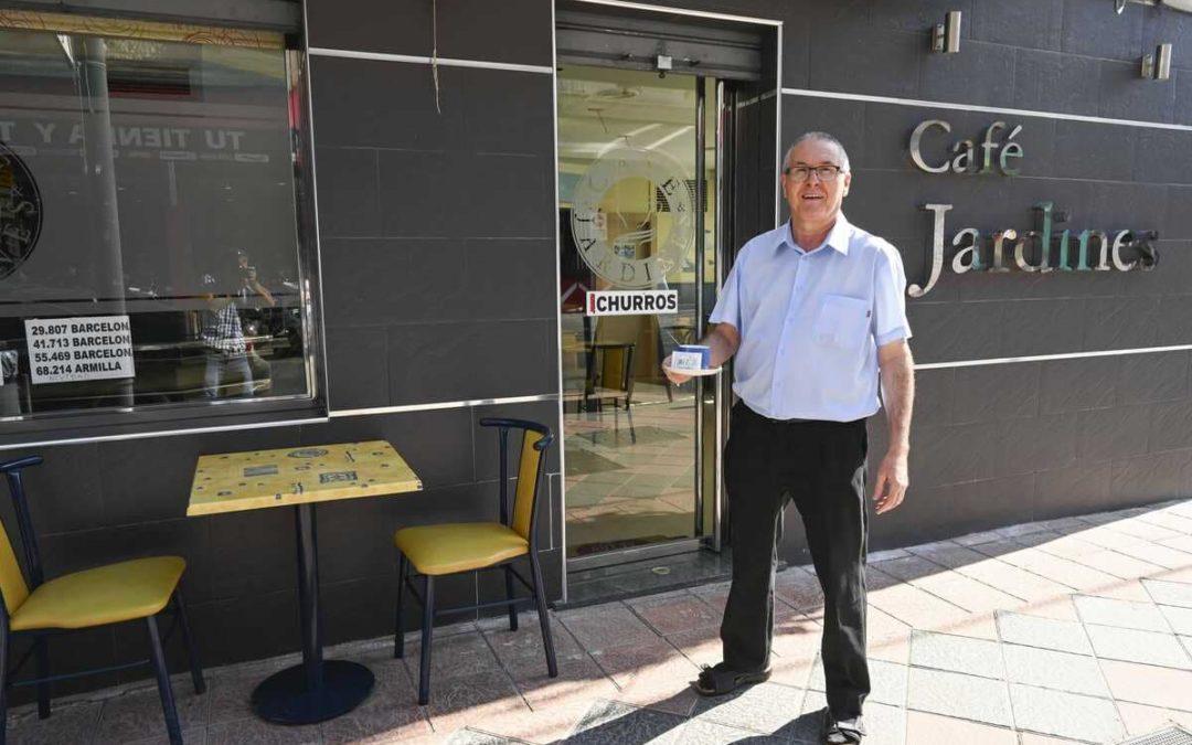 Cafetería Jardines