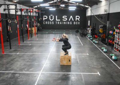 Pulsar Cross Training Box