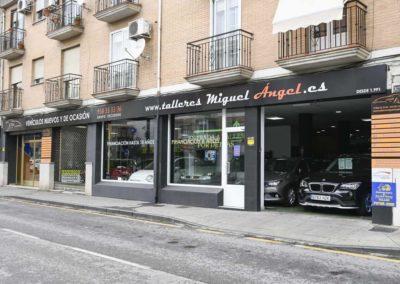 Automóviles y Talleres Miguel Angel