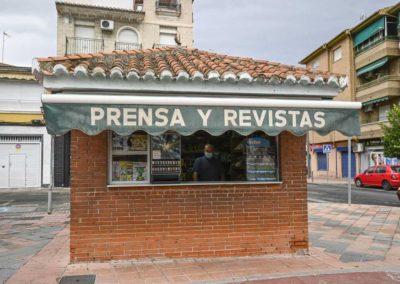 Kiosko Prensa
